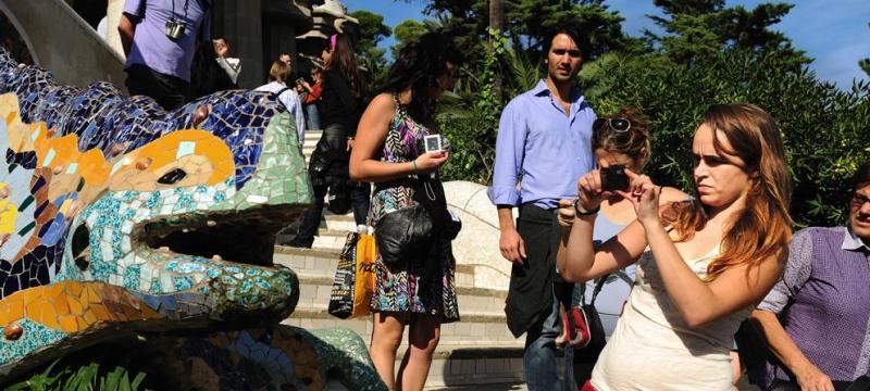 Proyecto del nuevo reglamento de turismo de Catalunya.
