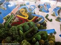 Maqueta Costa Caribe