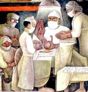 El Pueblo demanda salud