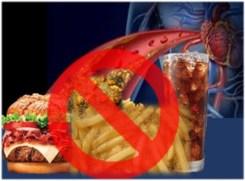 Eliminación de las grasas trans: ¡dile NO a la comida chatarra!