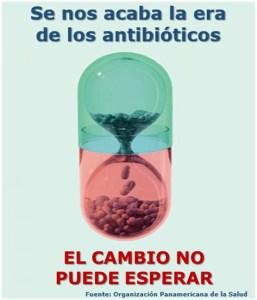 ¿Se acaba la era de los antibióticos?