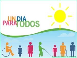 Día Internacional de las Personas con Discapacidad 2018: ¡Un día para todos!