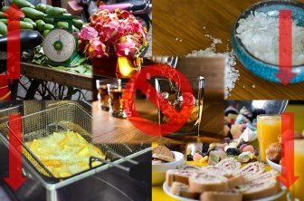 Cinco consejos para una dieta saludable