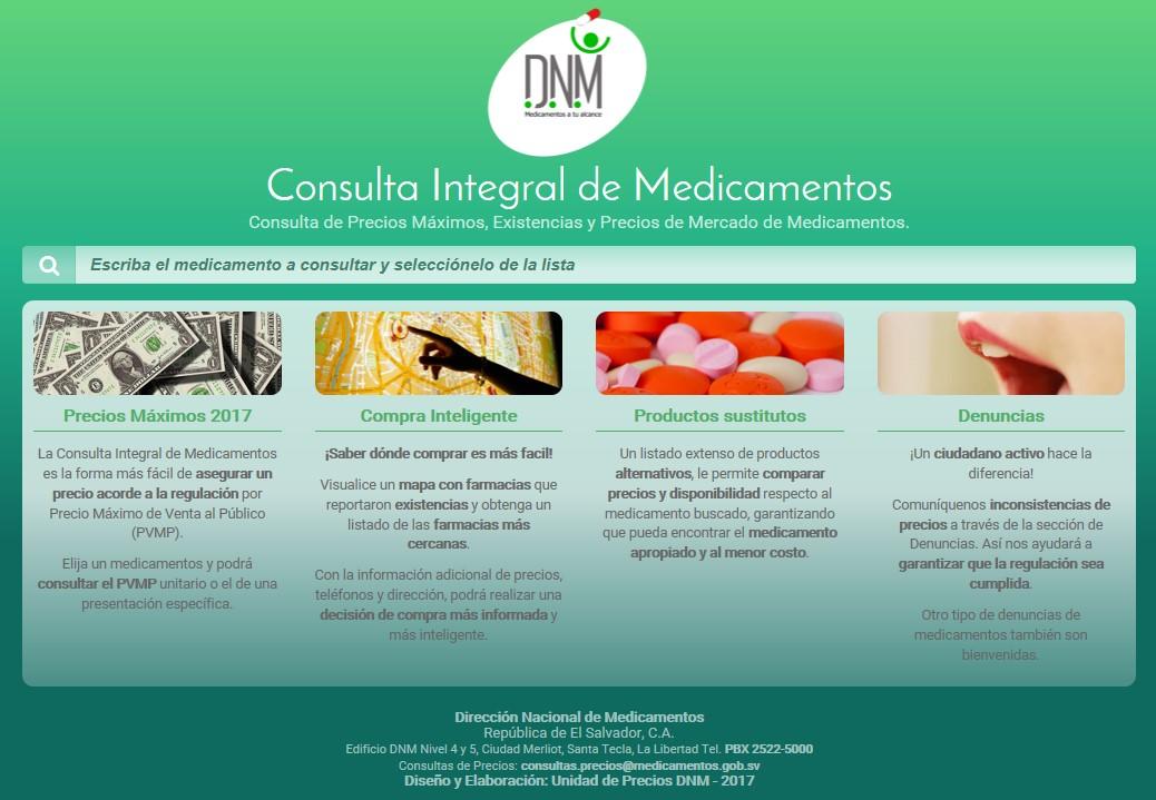 Regulación de precios de los medicamentos en El Salvador