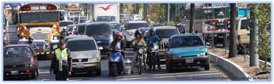 Estado de la Seguridad Vial en la Región de las Américas
