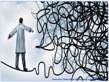 Agotamiento de los médicos: pone en riesgo la atención del paciente