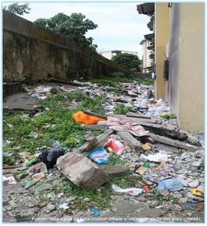 ¿Por qué la basura se toma las calles de nuestra ciudad?