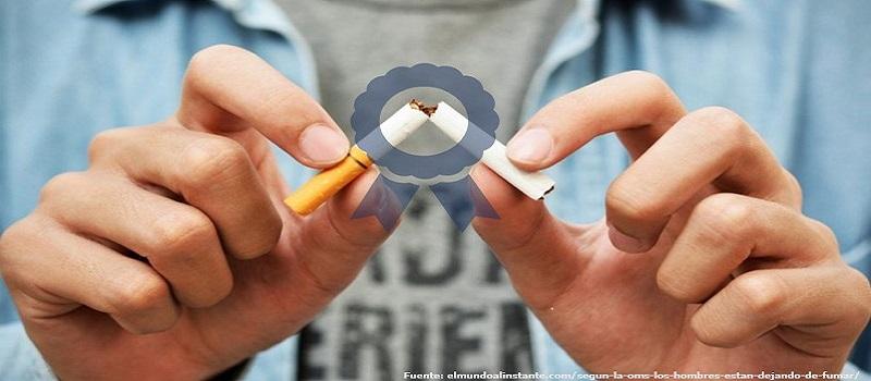 Tendencia mundial del consumo de tabaco: ¡Felicitaciones!