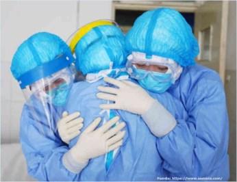 Agotamiento de los médicos en tiempos de COVID-19