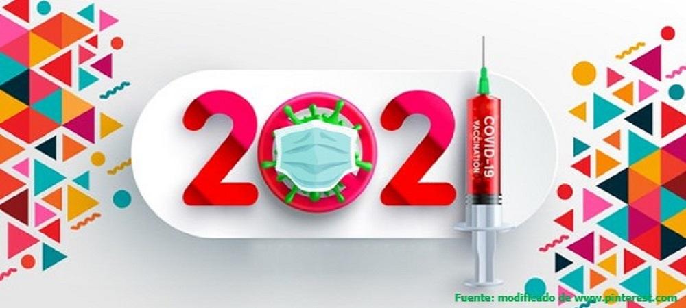 Año 2021 y lucha contra el COVID-19