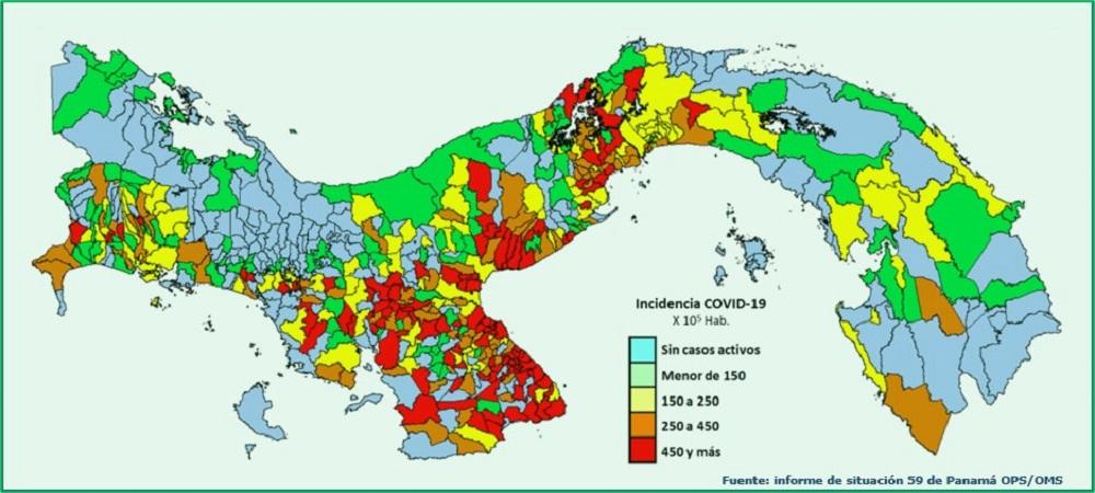 Epidemia de COVID-19 en Panamá: 27 de julio