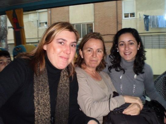 Camino a Sevilla