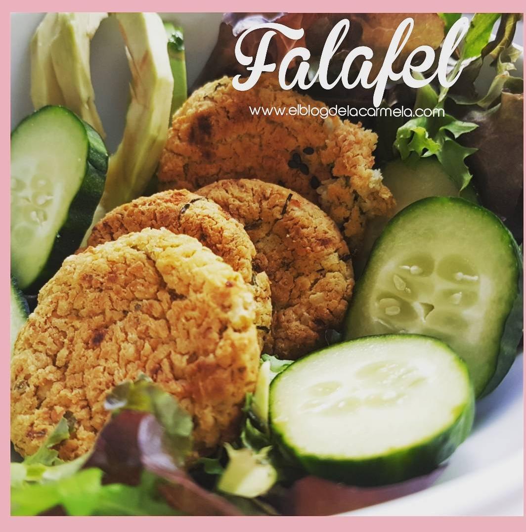 Como hacer Falafel al horno? (receta vegetariana)