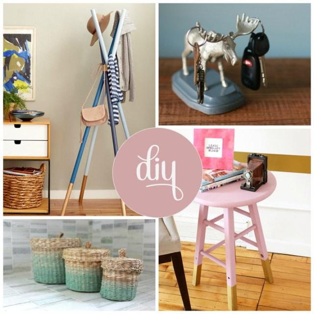 DIY | Ideas para darle una nueva vida a objetos de casa