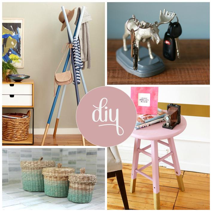 Diy ideas para darle una nueva vida a objetos de casa for Ideas para casa nueva