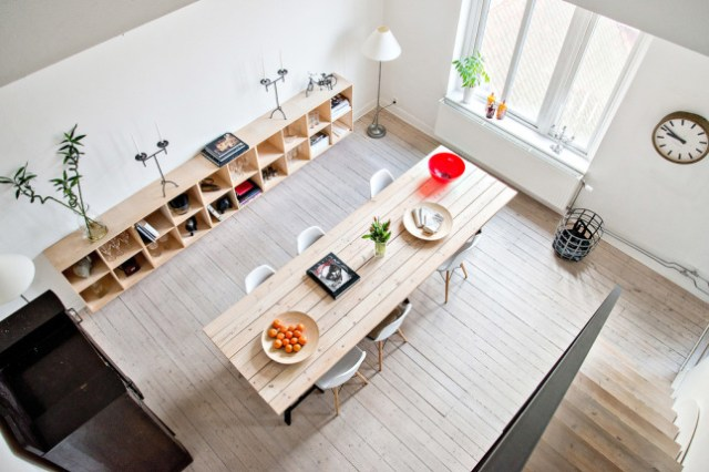 DECO | Piso con decoración nórdica y aires modernos