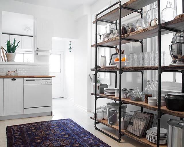 DECO | Antes y después de una cocina y un comedor