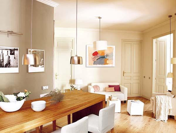 DECO   Ideas para decorar un piso con forma triangular - El blog de ...