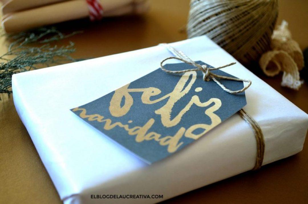 imprimible-etiqueta-navidad-gratis-dorado-ElBlogdeLaucreativa