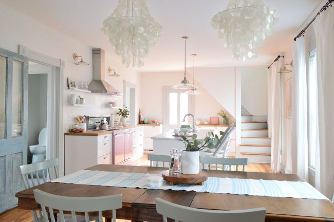 decoracion-house-tour-casa-playa-blogger-cocina