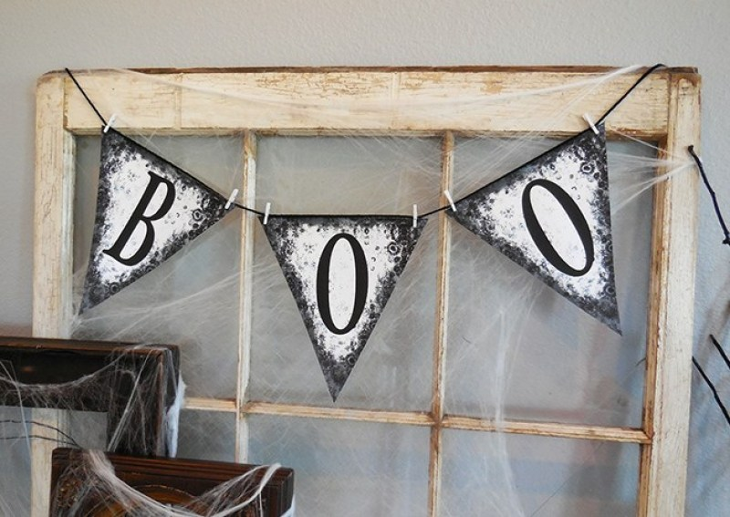 DIY | 8 imprimibles y diy para Halloween - El blog de Laucreativa