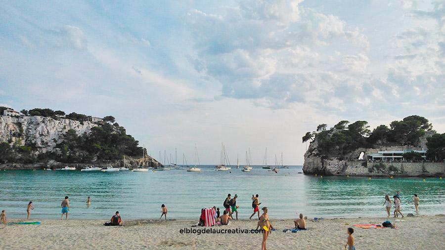 Menorca: Calas y playas imprescindibles- El blog de Laucreativa