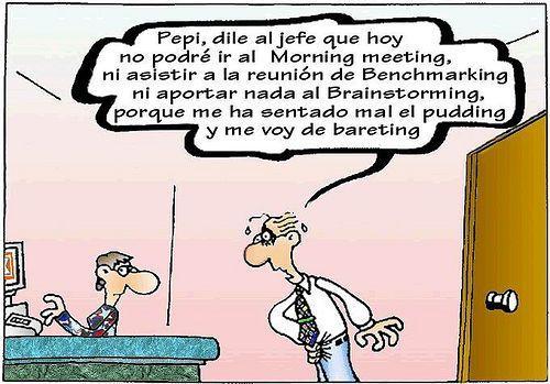 hablemos español