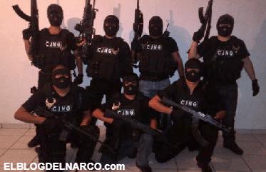 CJNG, la nueva fuerza del narco en México