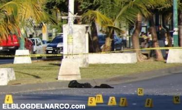 Cancún vivió otra jornada de sangre, 8 ejecutados, tres de ellos desmembrados y uno decapitado...