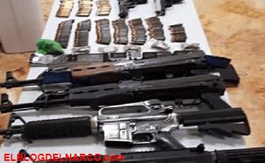 Capturan a 8 sujetos armados integrantes del CJNG en QRoo