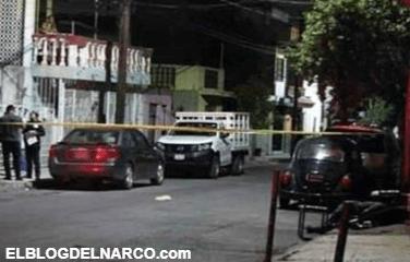 Comando armado ejecuta a pareja en Nuevo León