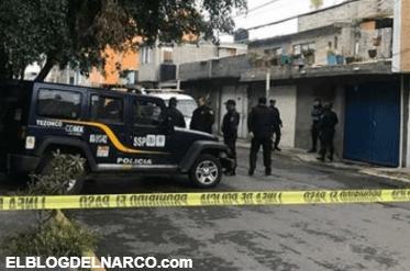 Dejan cuerpos embolsados de hombre y mujer en Iztapalapa