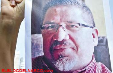 """Desde EU, """"El Licenciado"""" rendirá declaración ministerial por la ejecución de Javier Valdez"""