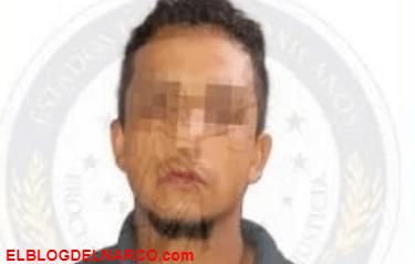 """Detienen a """"El Negro"""" lugarteniente del cártel de Los Viagras"""