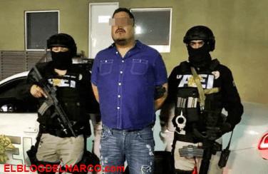 Detienen a La Yegua, jefe operativo del Cártel del Golfo en Monterrey.