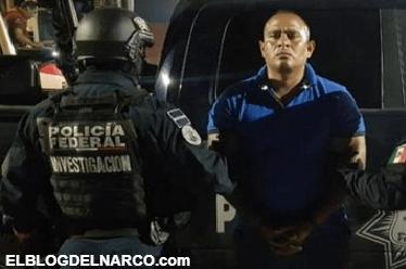 La captura del Pantera 16 líder del CDG, tras 6 meses de investigación de la Inteligencia Federal.
