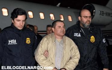 """La corte que juzga al """"Chapo"""" Guzmán """"nunca lo pidió en extradición"""""""