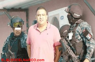 Luis Alberto Blanco Flores ´´El Comandante Pelochas´´ de Cartel del Golfo, Ya duerme tras las rejas..