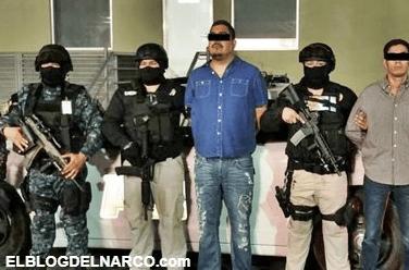 Mas información de la captura de El Penco líder criminal y su cómplice detenidos en Monterrey