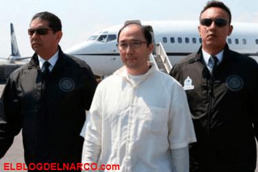 Nueva orden de aprehensión en contra de Zhenli Ye Gon