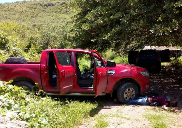 Policías estatales se enfrentaron con el grupo de Los Ardillos y abaten a 2 delincuentes