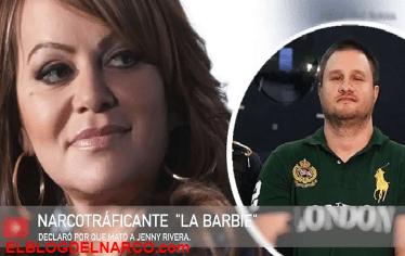 'La Barbie' habría mandado a ejecutar a Jenni Rivera por ordenes de Joaquín 'El Chapo' Guzmán