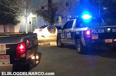 A tiros ejecutan a joven en el cruce de bulevar Zaragoza y Troncoso