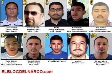 Amplían Tamaulipas y Texas búsqueda de capos