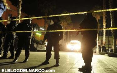 Así fue el escape de los falsos mariachis que ejecutaron a 5 personas en Garibaldi [VÍDEO]