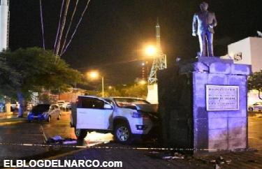 Con AK-47 y AR-15 ejecutaron a uno cerca del Tec. de Culiacán