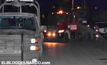 Desatan balaceras en Reynosa durante la madrugada
