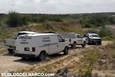 Descubren narco-cementerio clandestino en Reynosa