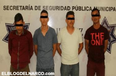 """Detuvieron a sicarios de """"Los Mexicles"""", pretendían cometer masacre en un rancho."""