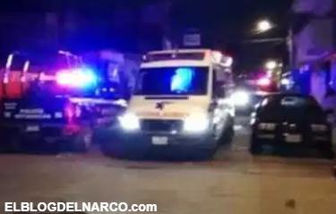 Ejecutan a cinco personas y las dejan en pleno Boulevard Industrial de Uruapan